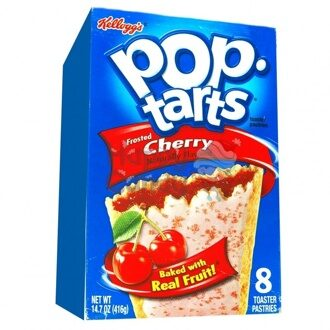Pop-Tarts Frosted Cherry, 104гр