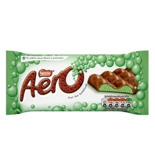 Nestle Aero Peppermint Chocolate, 100гр
