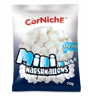 Маршмеллоу Mini White Marshmallows, 70гр