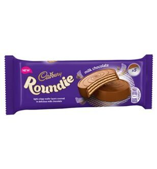 Cadbury Roundie Milk Chocolate, 150гр