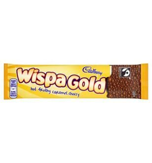 Cadbury Wispa Gold Hot Chocolate Sticks, 27гр