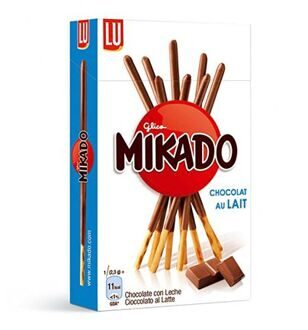 LU Mikado Milk Chocolate, 75гр