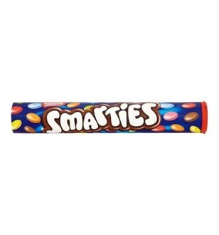 Драже Smarties Giant Tube, 150гр