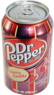 Dr. Pepper Cherry Vanilla, 355мл