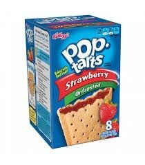 Pop-Tarts Frosted Strawberry 416g