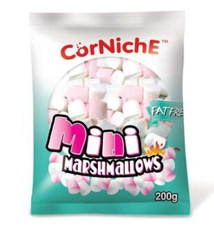 Маршмеллоу Mini Marshmallows, 200гр