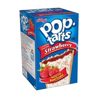 Pop-Tarts Frosted Strawberry, 104гр