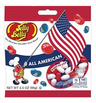 Драже Jelly Belly All American, 80гр