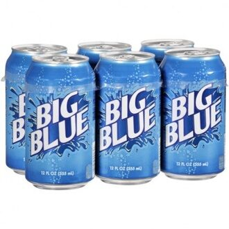 BIG BLUE 355ml