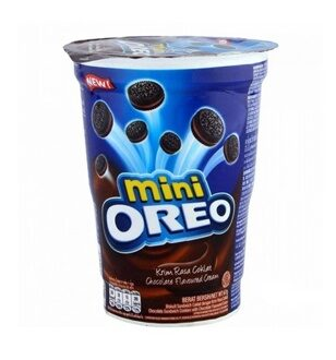 Печенье OREO Mini Chocolate Creme, 67гр