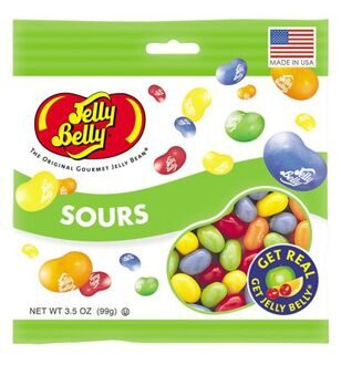 Драже Jelly Belly Sours, 99гр