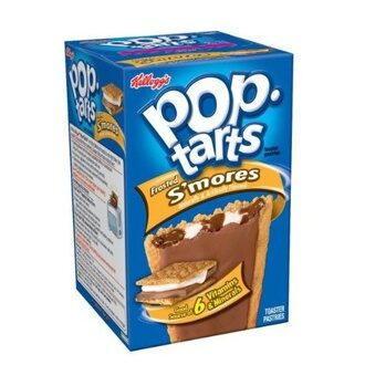 Pop-Tarts Frosted S'mores, 104гр