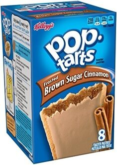 Pop-Tarts Frosted Brown Sugar Cinnamon, 104гр