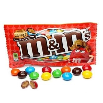 Драже M&M's Peanut Butter, 46гр
