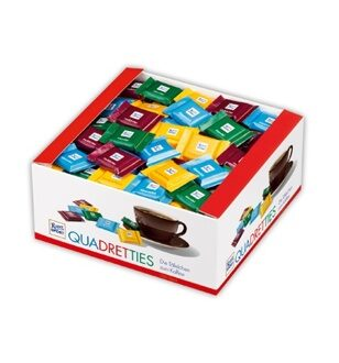 Конфеты Ritter Sport Quadretties, 1000гр