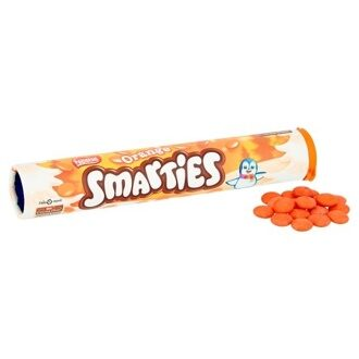 Nestle Smarties Orange 130гр