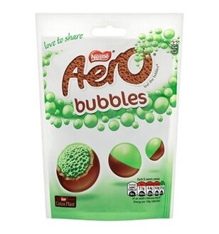 Nestle Aero Peppermint Bubbles, 113гр