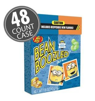 Драже Jelly Belly Bean Boozled Minion, 45гр