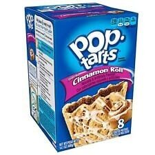 Pop-Tarts Frosted Brown Sugar Cinnamon 400g