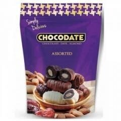 Chocodate Финики в шоколаде Exclusive Pouch Assorted 250g