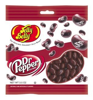 Драже Jelly Belly Dr. Pepper, 80гр