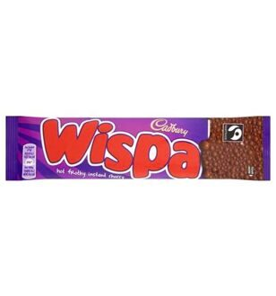 Cadbury Wispa Hot Chocolate Sticks, 27гр