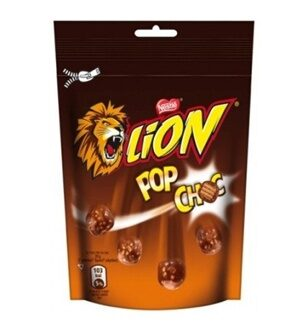 Lion Pop Choc, 140гр