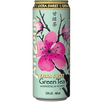 Аризона Extra Sweet Green Tea