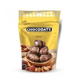 Chocodate Финики в шоколаде Exclusive Pouch Milk