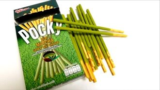 Pocky Biscuit Sticks Green Tea, 33гр