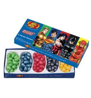 Драже Jelly Belly Justice League, 120гр