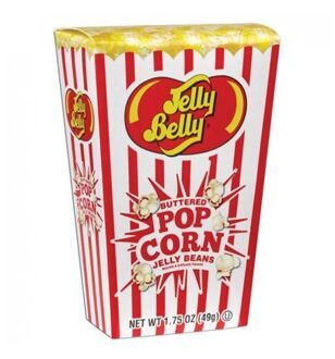 Драже Jelly Belly Buttered Popcorn, 49гр