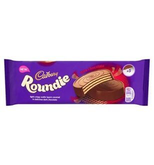Cadbury Roundie Dark Chocolate, 150гр