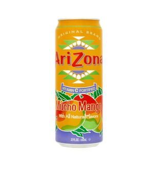 Чай Arizona Mucho Mango With All Natural Flavors, 340мл
