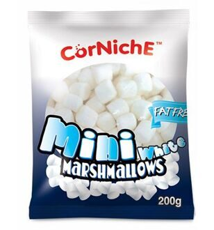 Маршмеллоу Mini White Marshmallows, 200гр