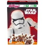 Кукурузные хлопья Kellogg's Star Wars