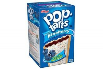 Pop-Tarts Frosted Blueberry 416g