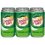 CANADA DRY Can Ginger Ale 355мл