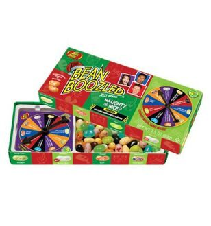 Драже Jelly Belly Bean Boozled Happy New Year, 100гр