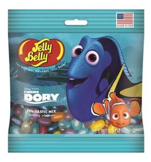 Драже Jelly Belly Finding Dory, 80гр