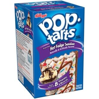 Pop-Tarts Hot Fudge Sundae, 96гр