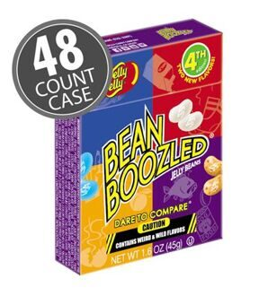 Драже Jelly Belly Bean Boozled, 45гр