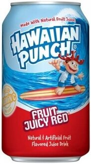 Hawaiian Punch Jucy Red 355ml