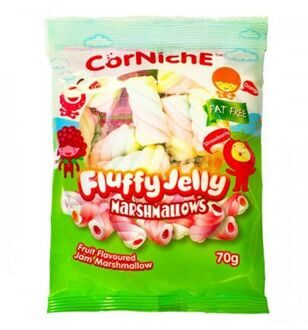 Маршмеллоу Fluffy Jelly Marshmallows, 70гр