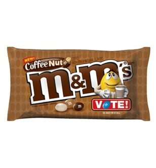 Драже M&M's Coffee, 93гр