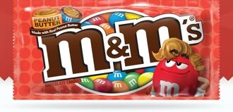 M&M's Peanut Butter, 80 гр
