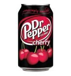 Dr. Pepper Cherry, 355мл