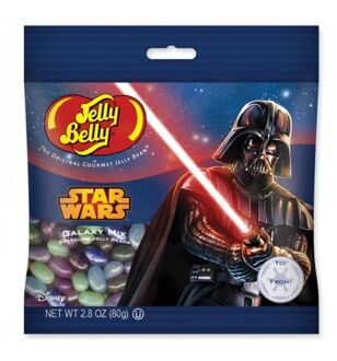 Драже Jelly Belly Star Wars, 80гр