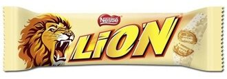 Nestle Lion Latte 40гр